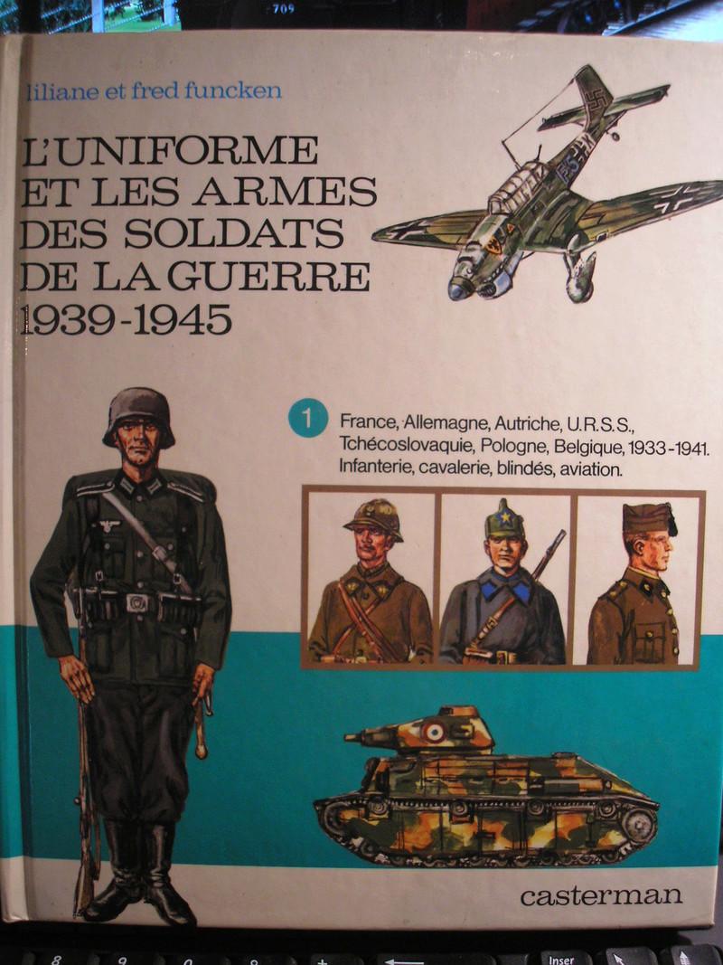 [UNIFORMES ET ARMES 1939-1945] - EDITIONS CASTERMAN Unifor10