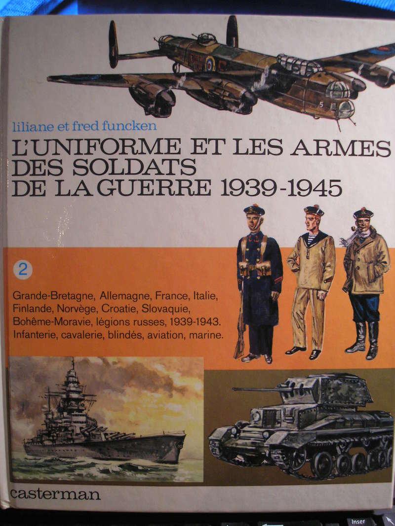 [UNIFORMES ET ARMES 1939-1945] - EDITIONS CASTERMAN Unifor11