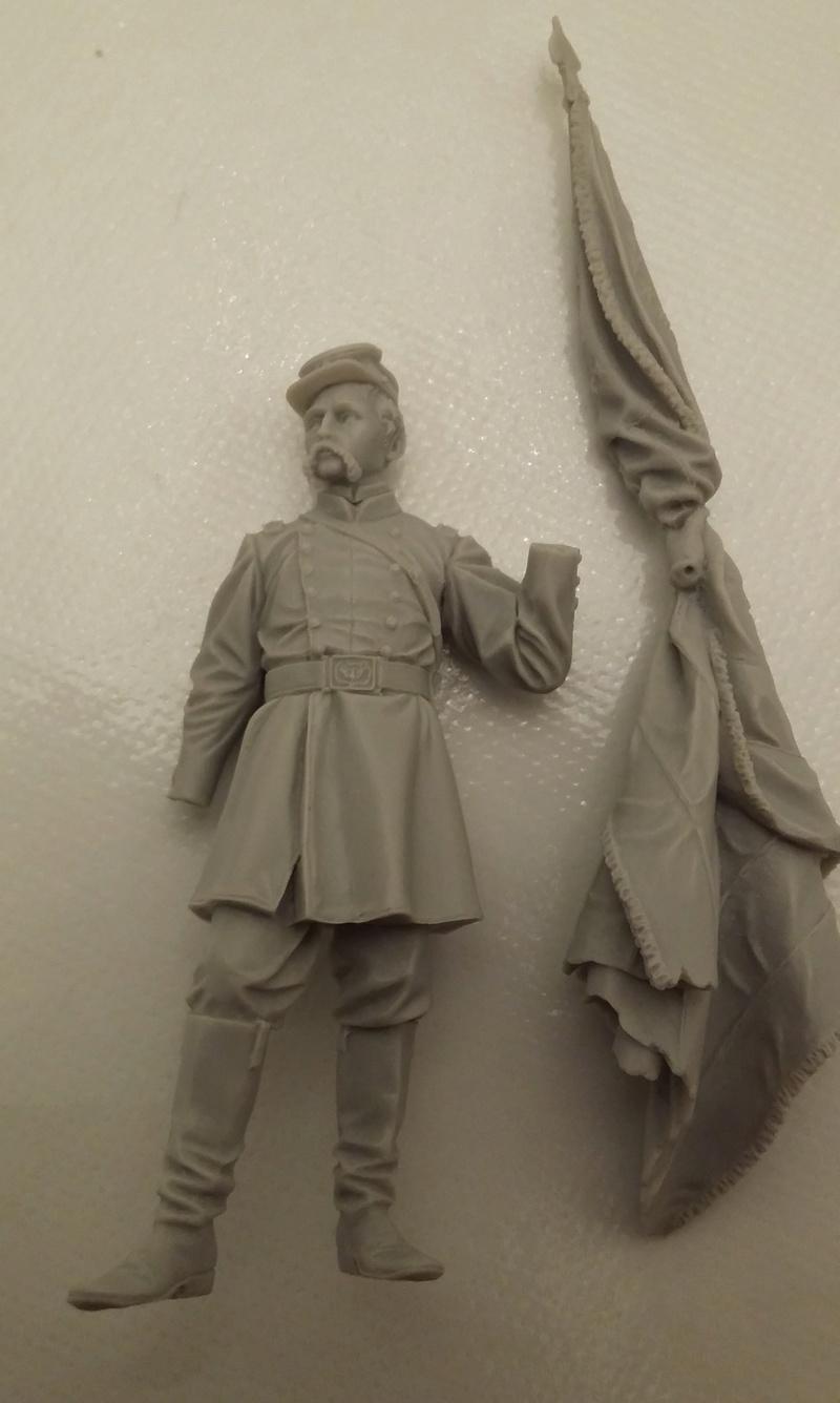 Colonel Chamberlain à Gettysburg Photo_13