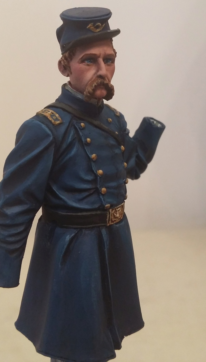 Colonel Chamberlain à Gettysburg Photo_19
