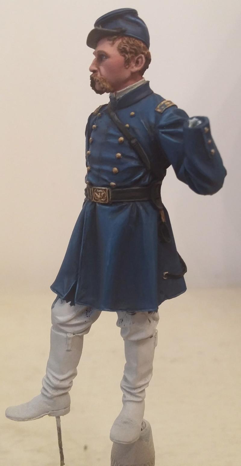 Colonel Chamberlain à Gettysburg Photo_20
