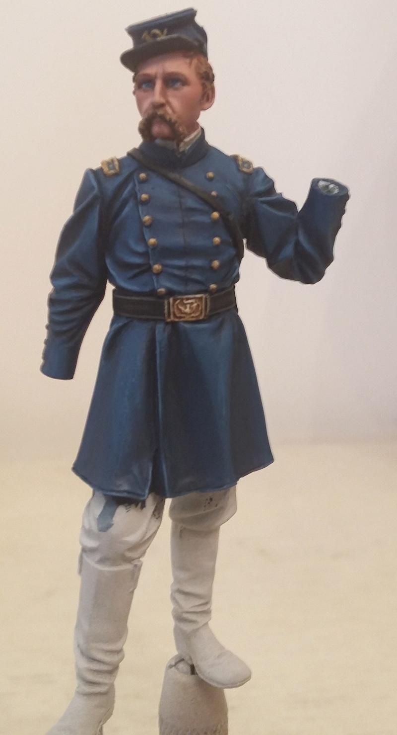 Colonel Chamberlain à Gettysburg Photo_21