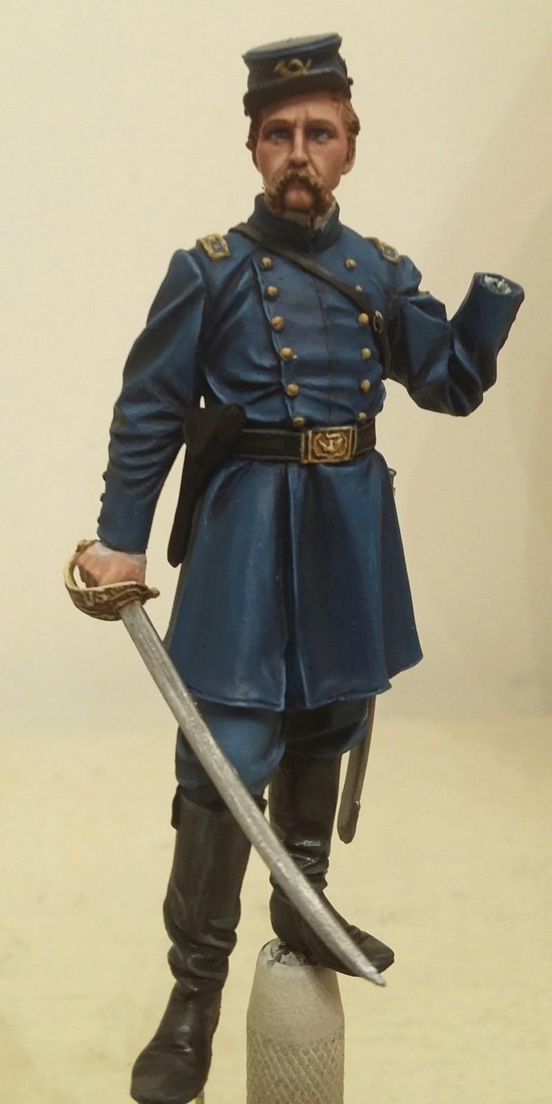 Colonel Chamberlain à Gettysburg Photo_23