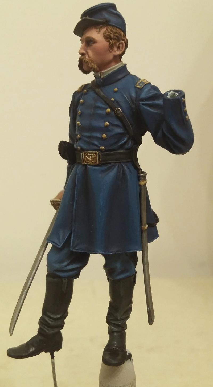 Colonel Chamberlain à Gettysburg Photo_24