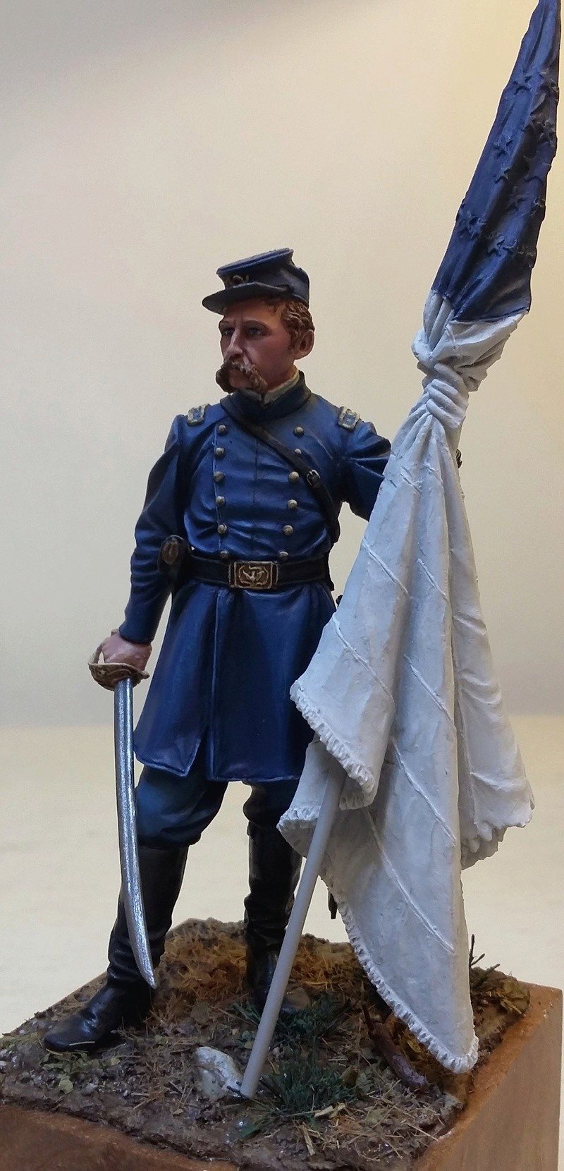 Colonel Chamberlain à Gettysburg Photo_27