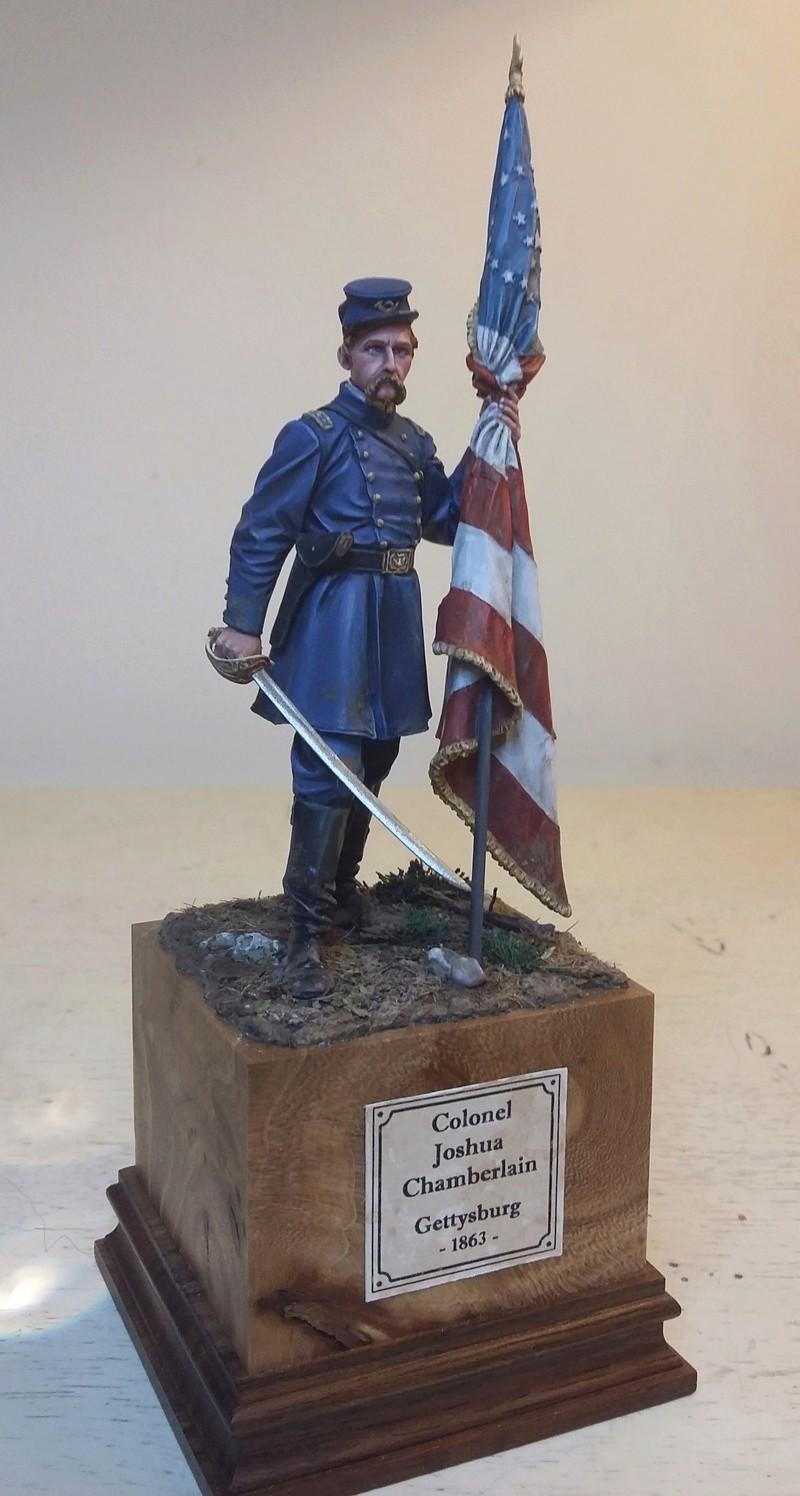 Colonel Chamberlain à Gettysburg Photo_28