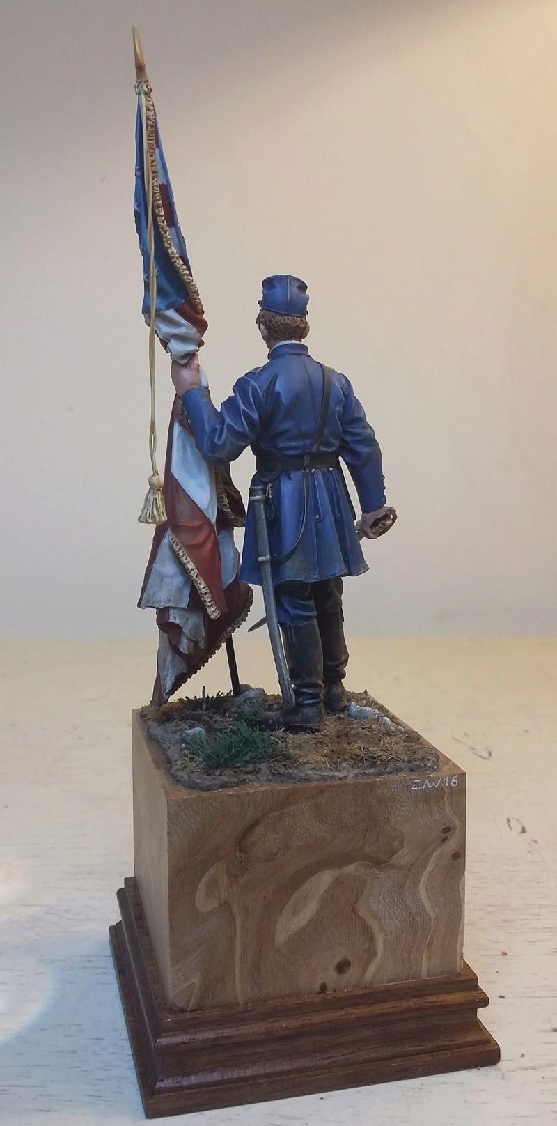 Colonel Chamberlain à Gettysburg Photo_30