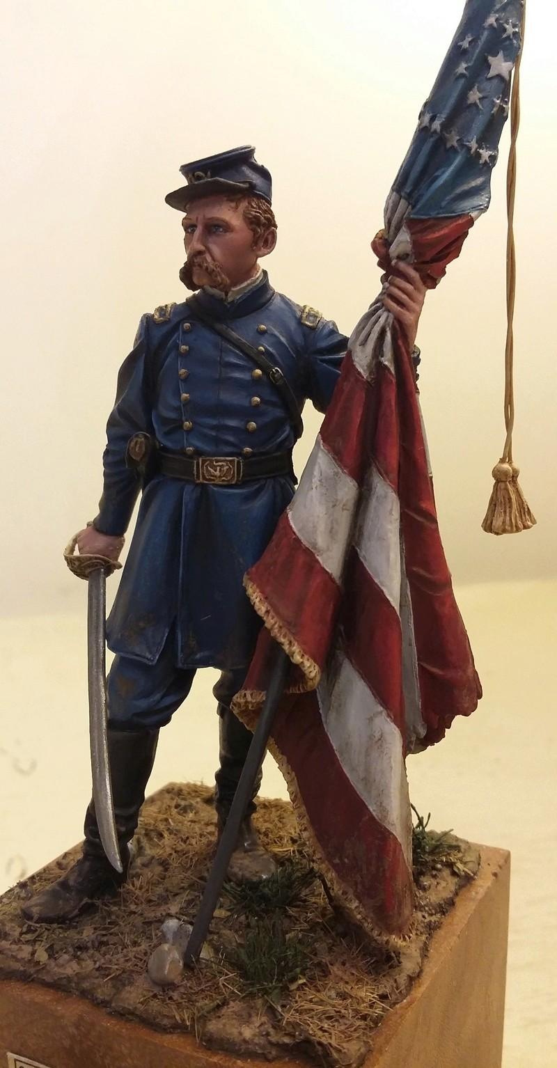 Colonel Chamberlain à Gettysburg Photo_31