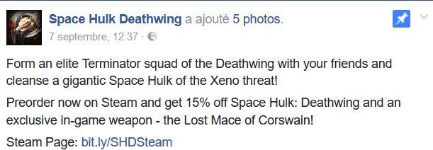 [Jeu vidéo] Space Hulk: Deathwing - Page 5 Captur10