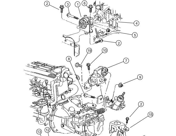 Recherche Supports moteur pour Grand voyageur 2.5TD de 1999 Celine10
