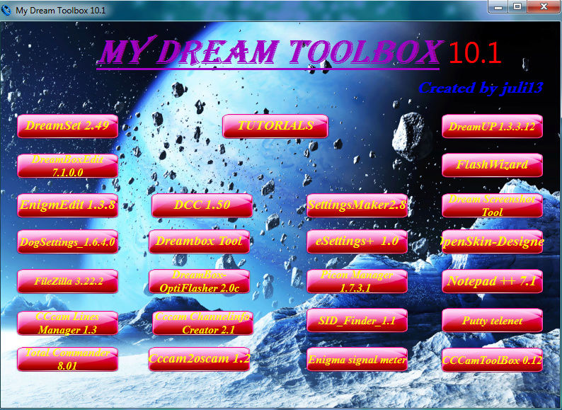 My Dream Toolbox v10.1 111