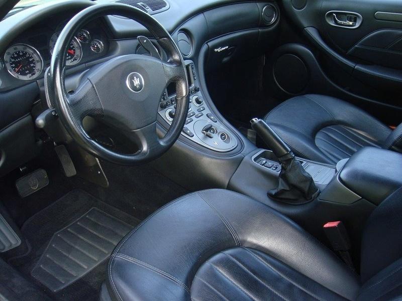 [A VENDRE] Maserati Coupé 4200 CAMBIOCORSA - 2005 20081610