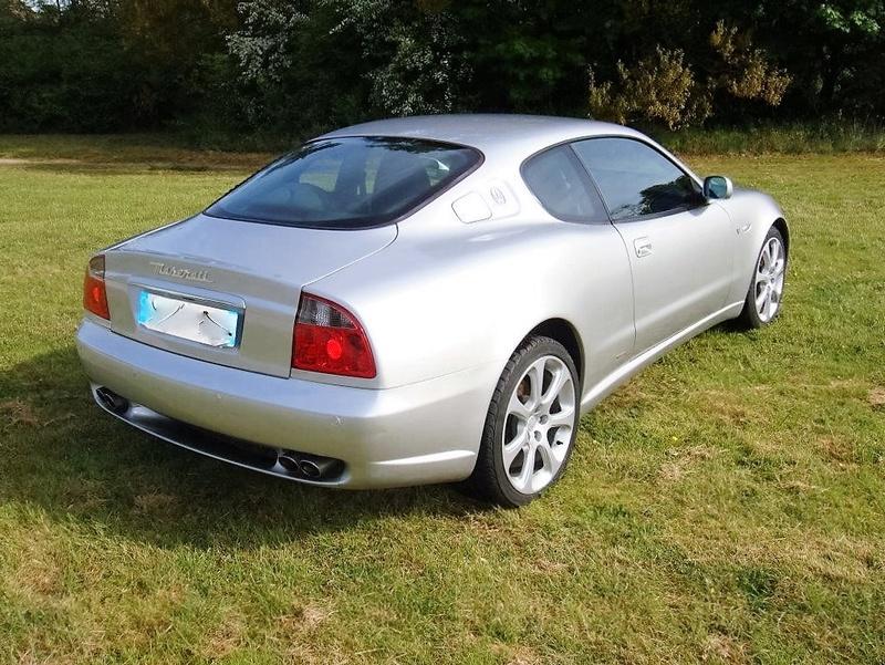 [A VENDRE] Maserati Coupé 4200 CAMBIOCORSA - 2005 Arrier10