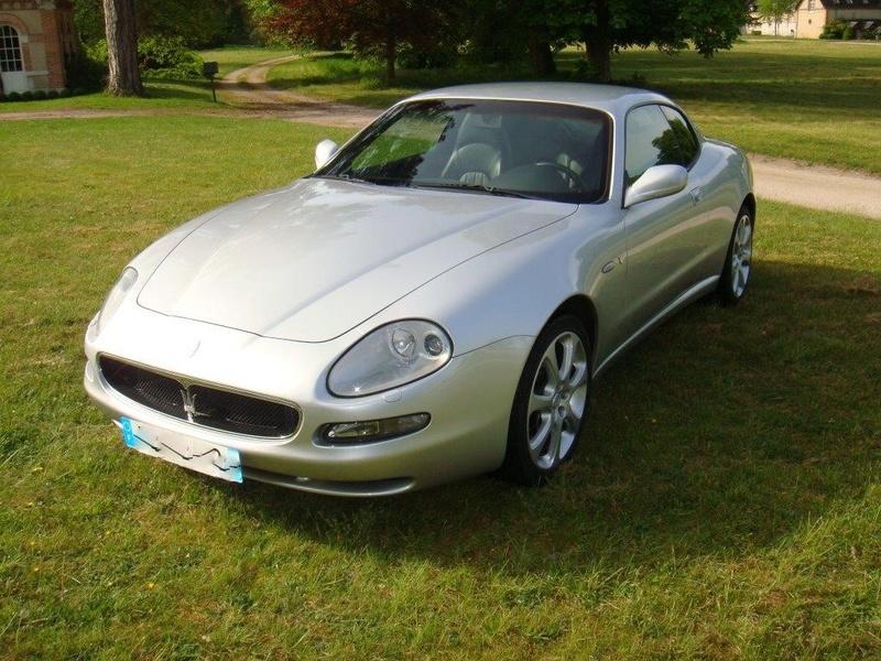 [A VENDRE] Maserati Coupé 4200 CAMBIOCORSA - 2005 Face10