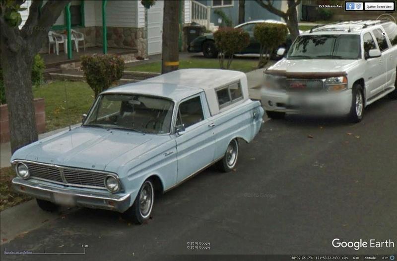 STREET VIEW : les vieilles voitures américaines - Page 2 Falcon10