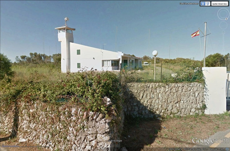 Zone floutée à Minorque - Espagne Minorq11
