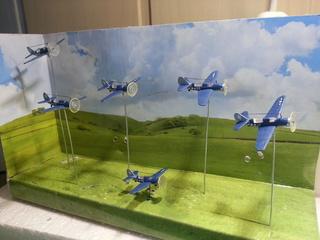 SB2C Curtiss Helldiver 1/350 trumpeter Sb2c_111