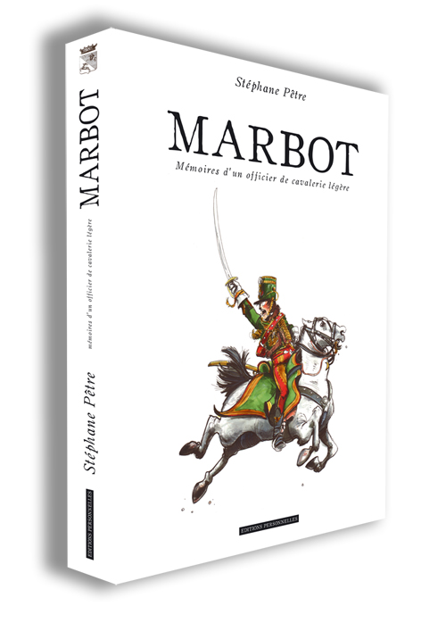 Intégrale bande-dessinée Marbot 3-4-co10