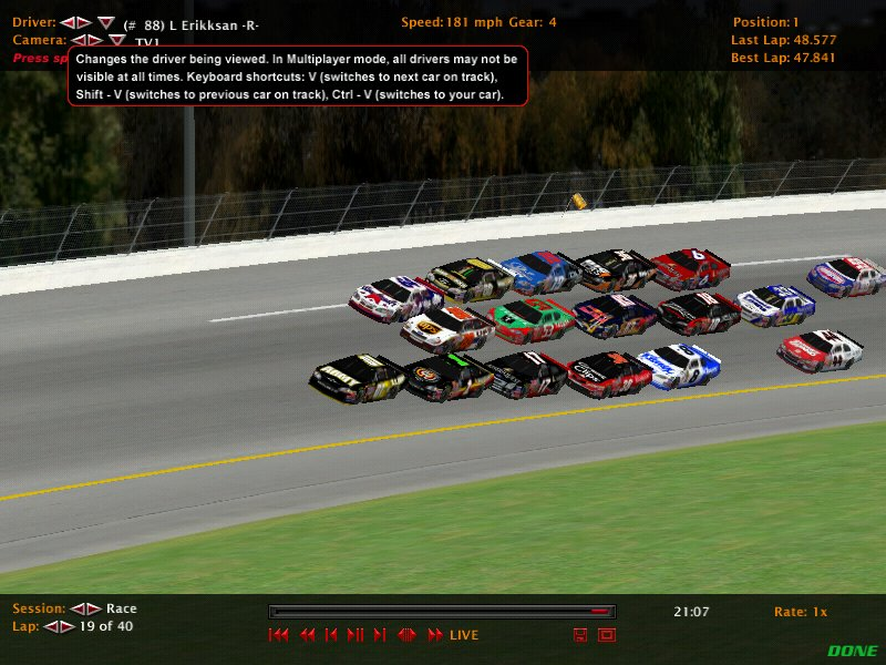 DIRS Season 2 Race 2 @ Daytona. Nr200314