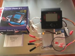 Chargeur Power Peak E1, Eternity 315 watts Fullsi12
