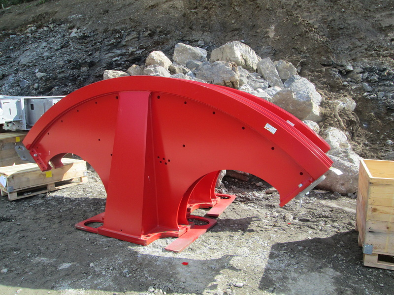 """Construction de télésièges dans le domaine """"Diablerets-Villars-Gryon (Suisse)"""" Img_1761"""
