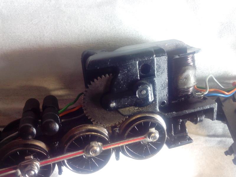Décodeur DCC sur Marklin vapeur SNCB Série 25 HAMO Img_2012