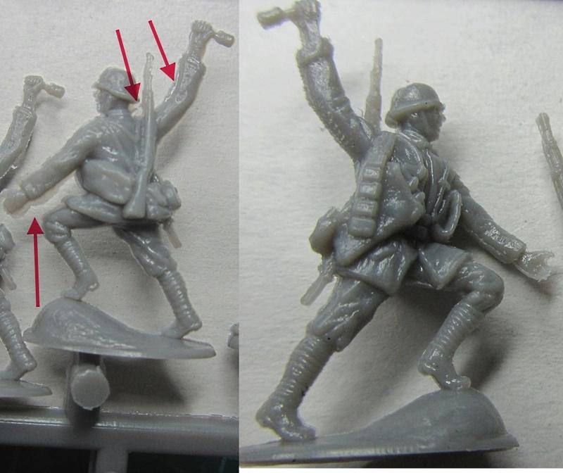 Je me lance ... MkI - Somme, Automne 1916, 1/72è Fantas10