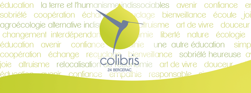 Groupe local Colibris 24 Bergerac
