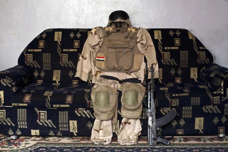 Iraqi Body Armor Aahuss10