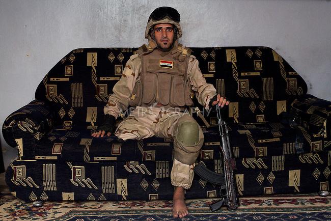 Iraqi Body Armor Metrog10