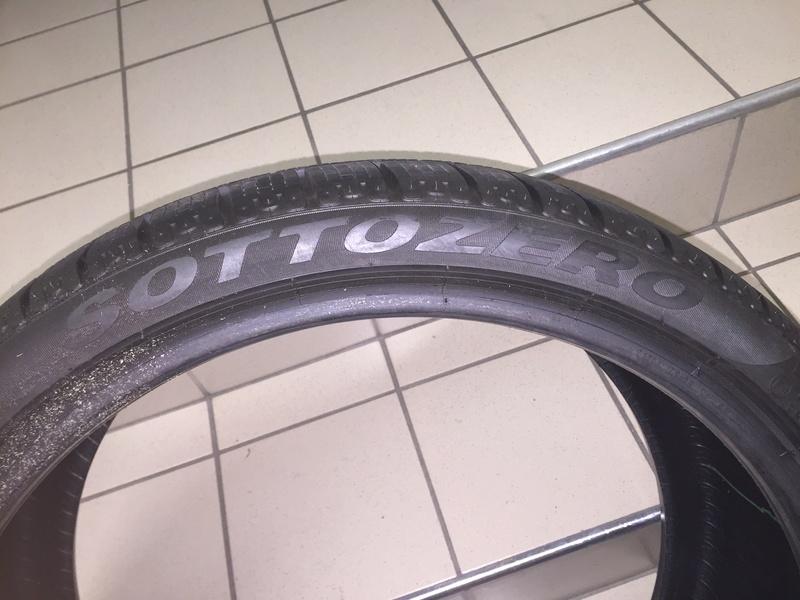 Vds Pneus hiver Pirelli pour 997 Img_1412