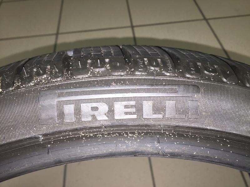 Vds Pneus hiver Pirelli pour 997 Img_1415