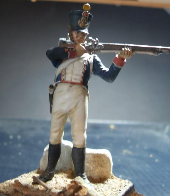 Fusilier de la ligne au règlement de 1812 Sdc11010