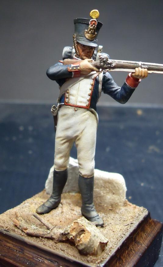 Fusilier de la ligne au règlement de 1812 Sdc11011