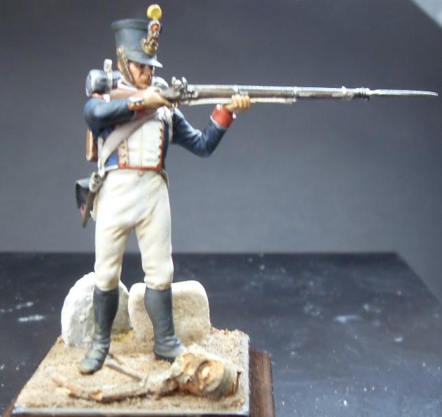 Fusilier de la ligne au règlement de 1812 Sdc11012