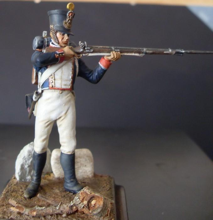 Fusilier de la ligne au règlement de 1812 Sdc11013