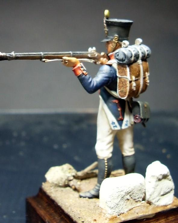 Fusilier de la ligne au règlement de 1812 Sdc11014