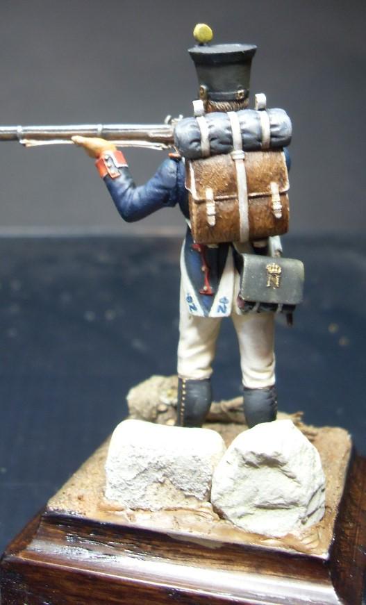 Fusilier de la ligne au règlement de 1812 Sdc11015