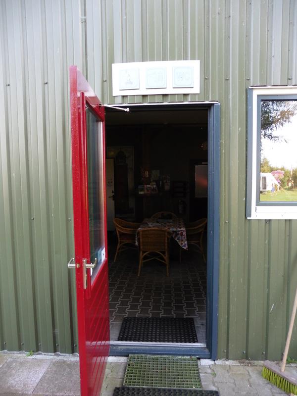 Camping à la ferme-île de Texel-Pays-Bas P1000912