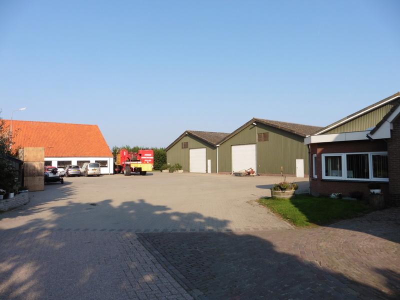 Camping à la ferme-île de Texel-Pays-Bas P1000916