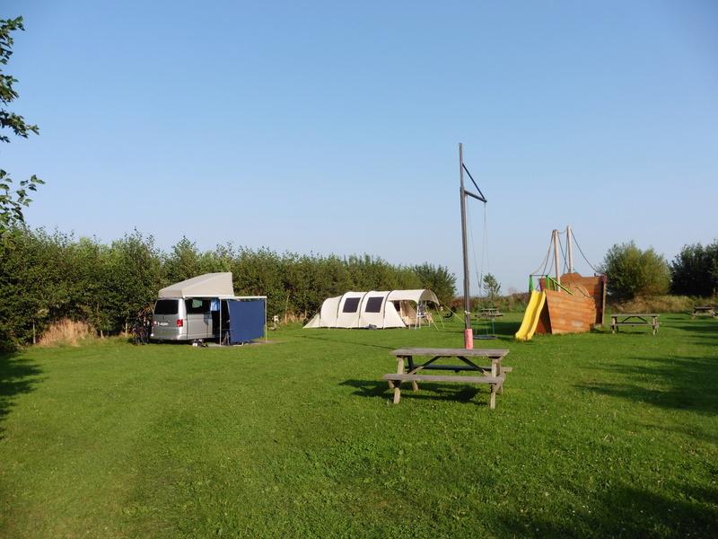 Camping à la ferme-île de Texel-Pays-Bas P1000917