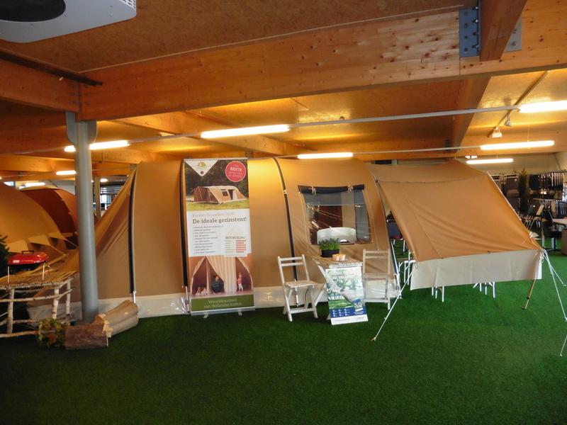 Tente tunnel KARSTEN P1010317