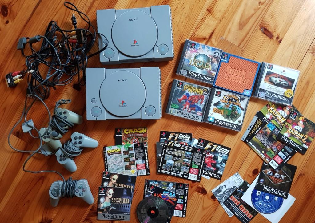 [VDS] Grosse vente Sega, Nintendo, Sony (LE TOUT 1000€) 20190338
