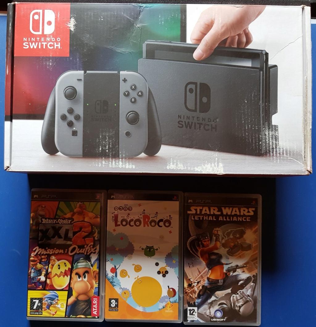 [VDS] Grosse vente Sega, Nintendo, Sony (LE TOUT 1000€) 20190343