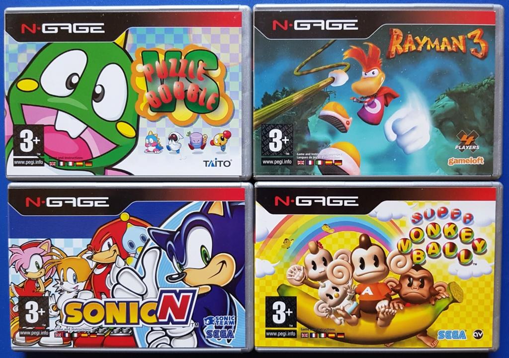 [VDS] Grosse vente Sega, Nintendo, Sony (LE TOUT 1000€) 20190345
