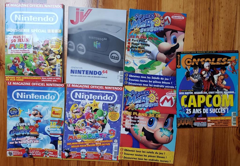 [VDS] Grosse vente Sega, Nintendo, Sony (LE TOUT 1000€) 20190347