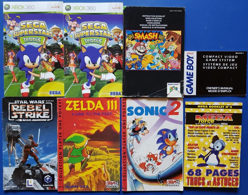 [VDS] Grosse vente Sega, Nintendo, Sony (LE TOUT 1000€) 20190353