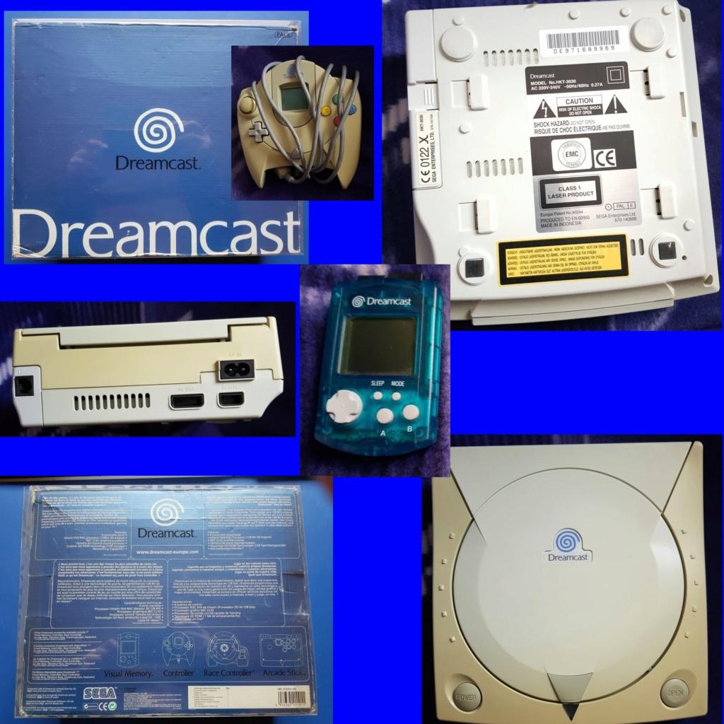 [VDS] Grosse vente Sega, Nintendo, Sony (LE TOUT 1000€) Dc10