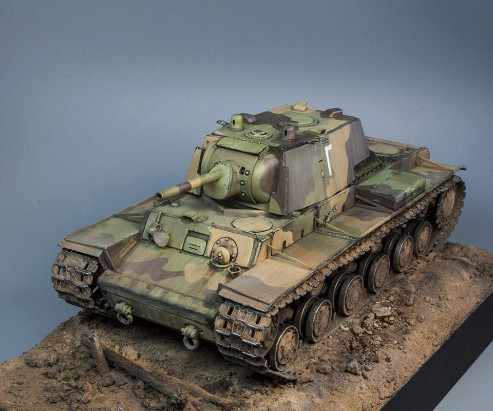 КВ-1 Ленинградский фронт 1942г - Страница 3 1010