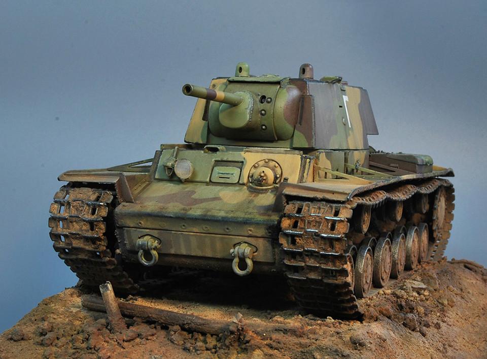КВ-1 Ленинградский фронт 1942г - Страница 3 111